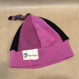 Babee Greens Cashmere Wool and Cashmere Hat *CLEARANCE - FINAL SALE*