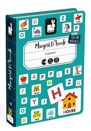 Magneti'book - English Alphabet