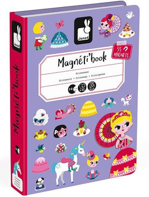 Magneti'book - Princesses