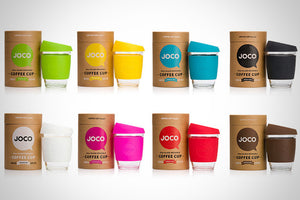 JOCO Glass Cup - Regular, 12 oz