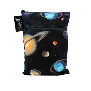 Space Mini Double Duty Wetbag by Colibri