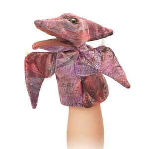 Little Pteranodon Folkmanis Little Puppet