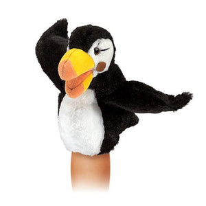 Little Puffin Folkmanis Little Puppet