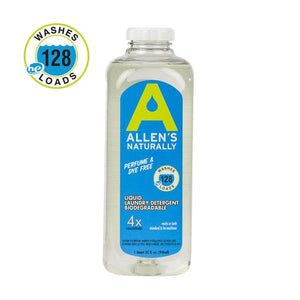 Allen's Naturally Liquid Laundry Detergent