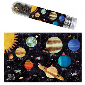 Discover the Planets Micropuzzle by Londji