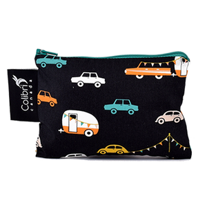 Road Trip Small Reusable Snack Bag by Colibri