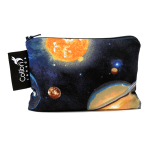 Space Small Reusable Snack Bag by Colibri