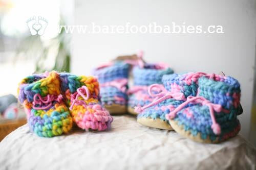 Padraig Slippers - Newborn to Toddler