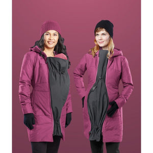 Kokoala zip-in coat extension