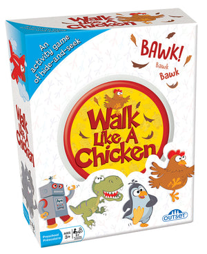 Walk Like a Chicken (Tin)