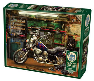 Cobble Hill - Chopper - 1000 Piece Puzzle
