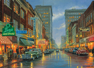 Cobble Hill - Grand Night in Steubenville - 500 Piece Puzzle