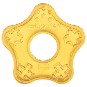 Natursutten Natural Rubber Teether - Starfish