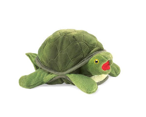 Baby Turtle Folkmanis Little Puppet