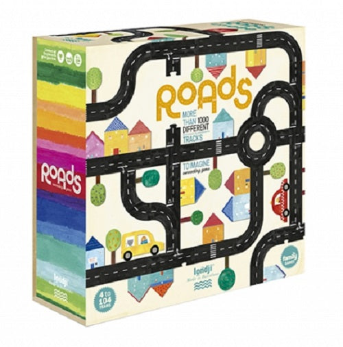 Roads Game by Londji