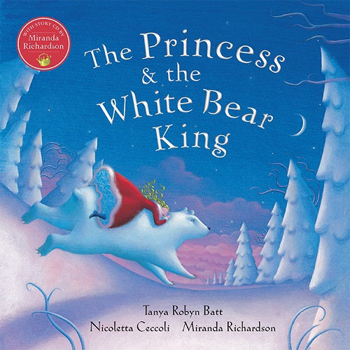 The Princess & the White Bear King (Paperback)