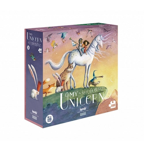 My Unicorn - 350 piece puzzle by Londji