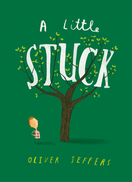 A Little Stuck - Board book