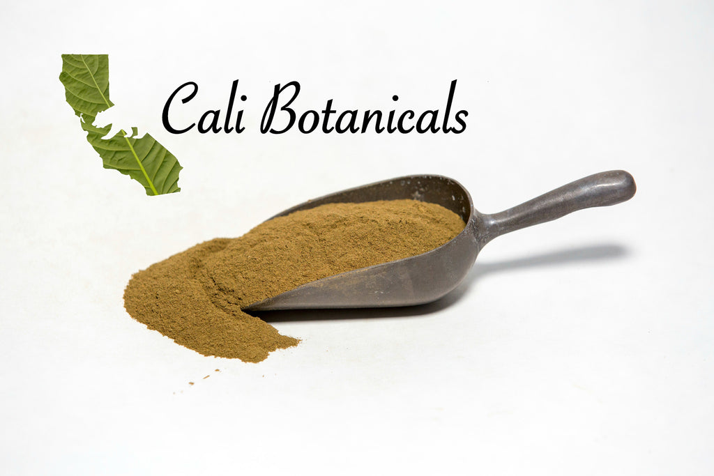 Red Vein Borneo Kratom Powder