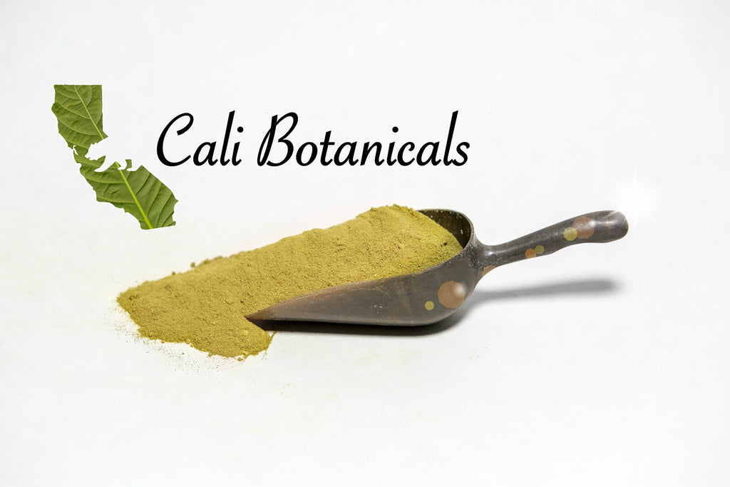Borneo Yellow Vein Kratom