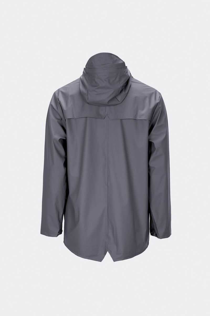 Rains Jacket Smoke
