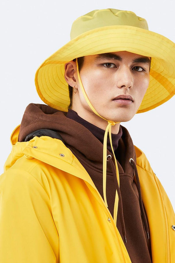 Rains Boonie Hat Foggy Yellow