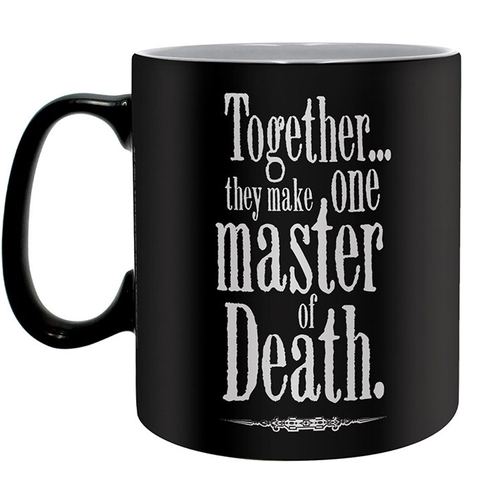 Harry Potter Deathly Hallows Dark Mug