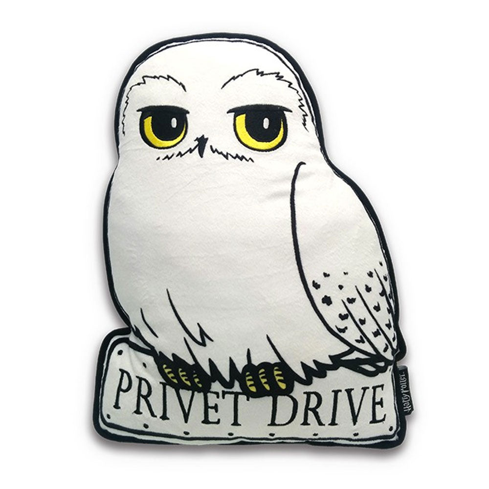 Harry Potter Hedwig Shape Cushion 39cm