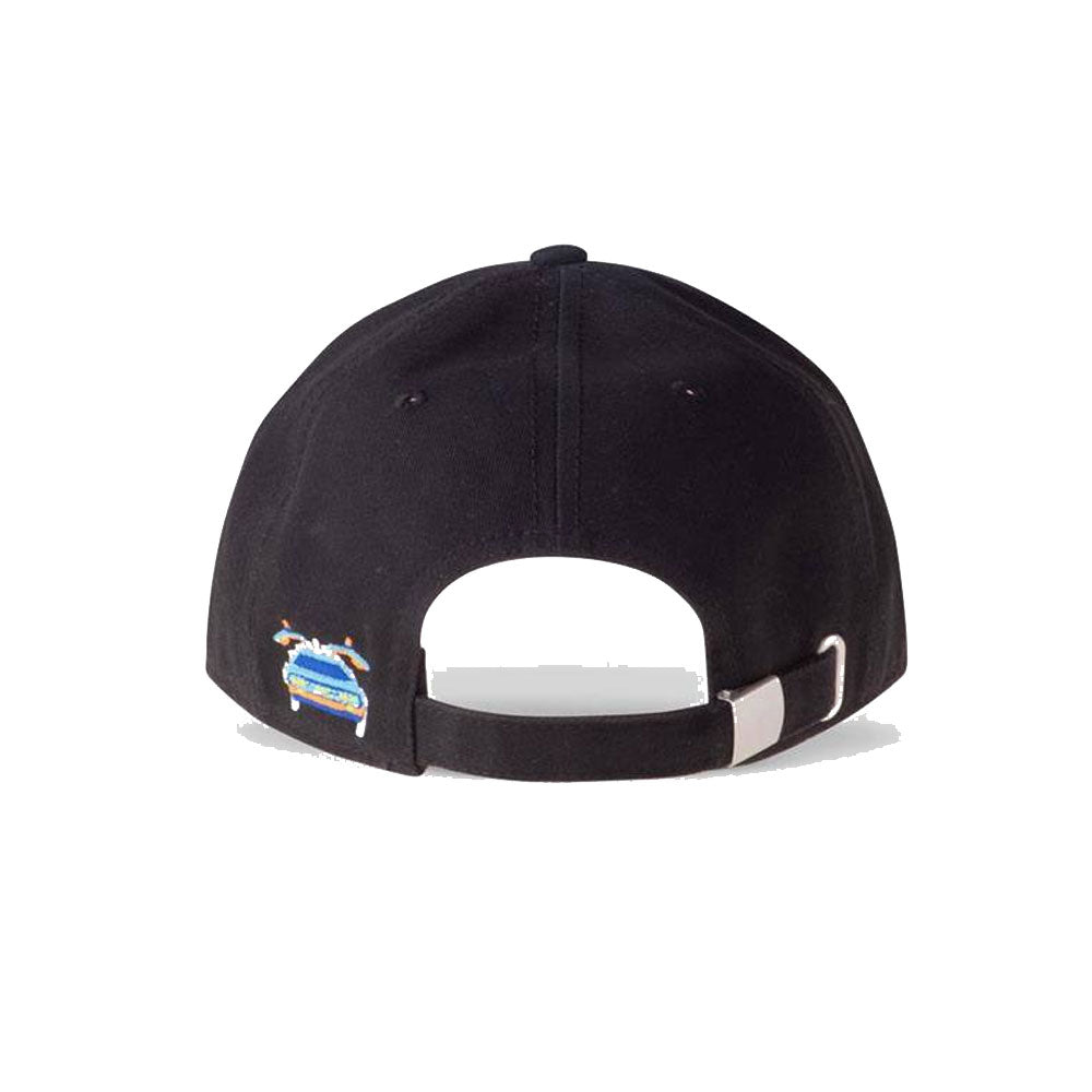 Back To The Future Curved Bill Cap Title