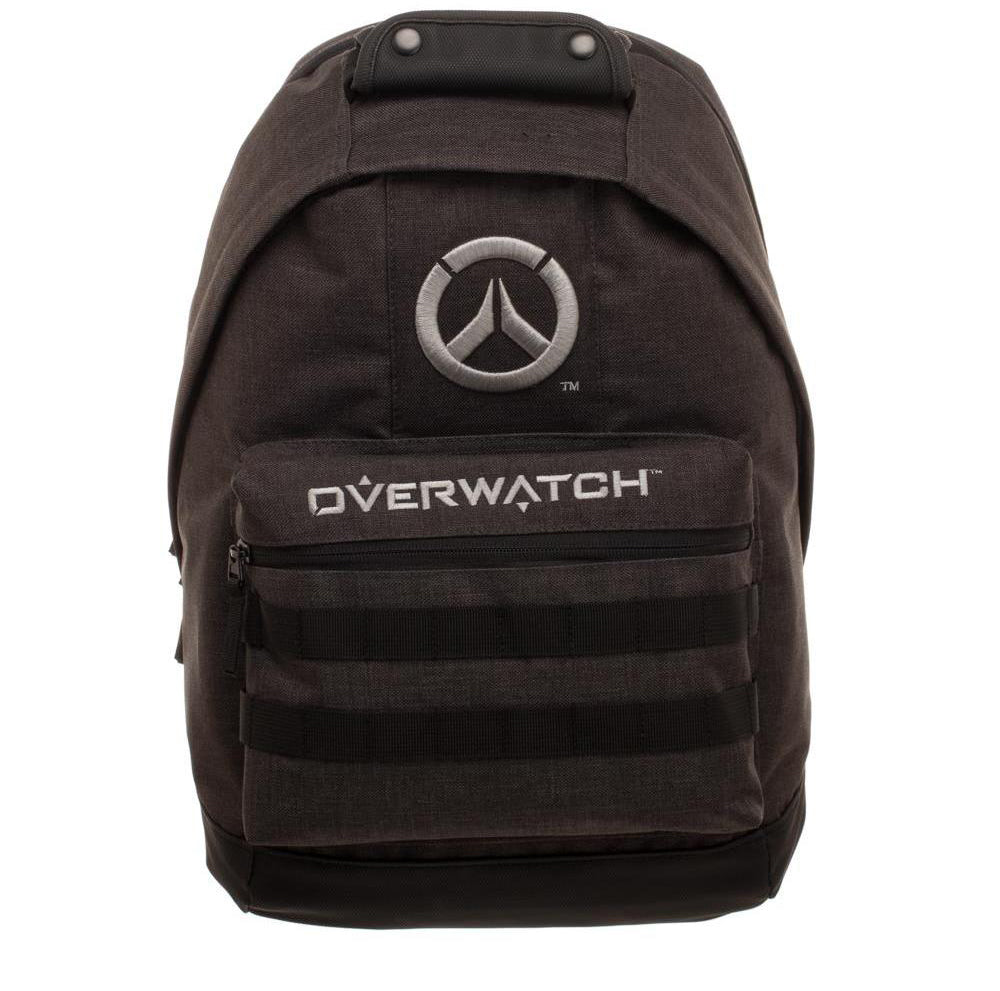 Overwatch Combat Ready Logo Backpack