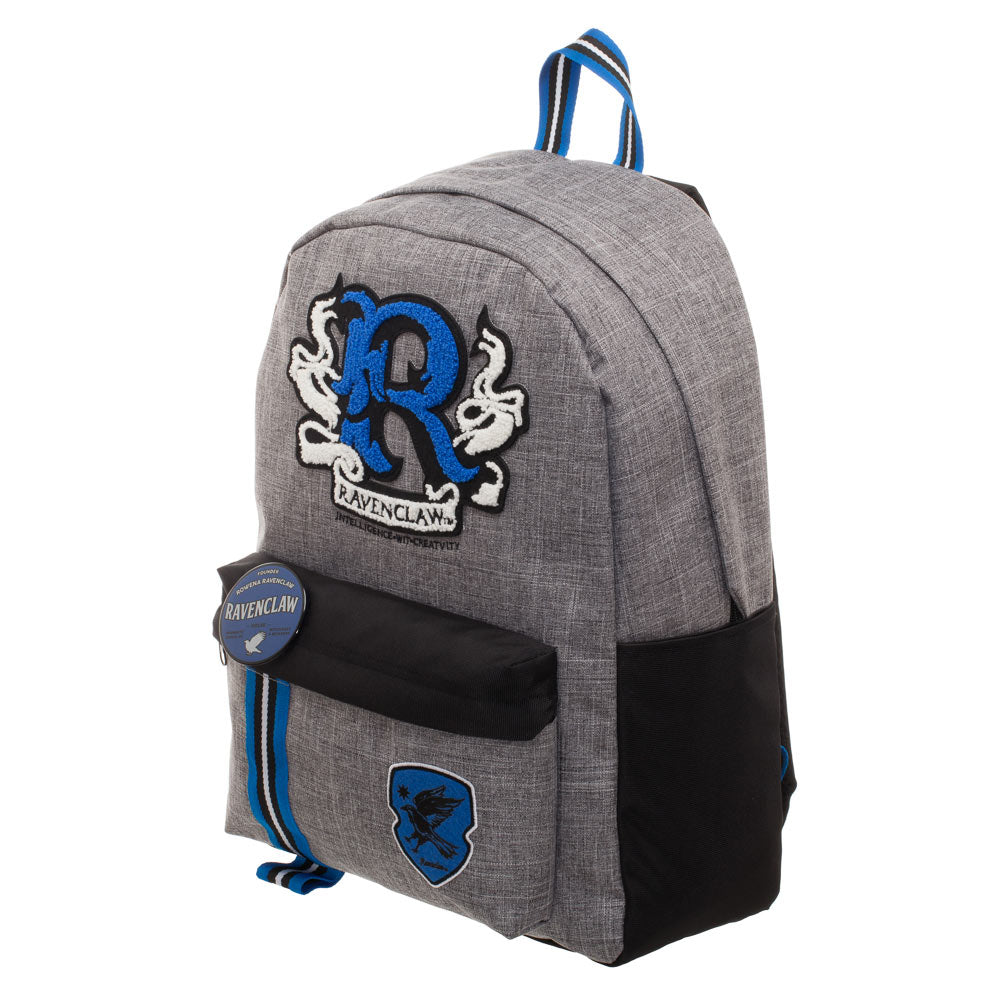 Harry Potter Ravenclaw House Back To School Felt Patch Backpack