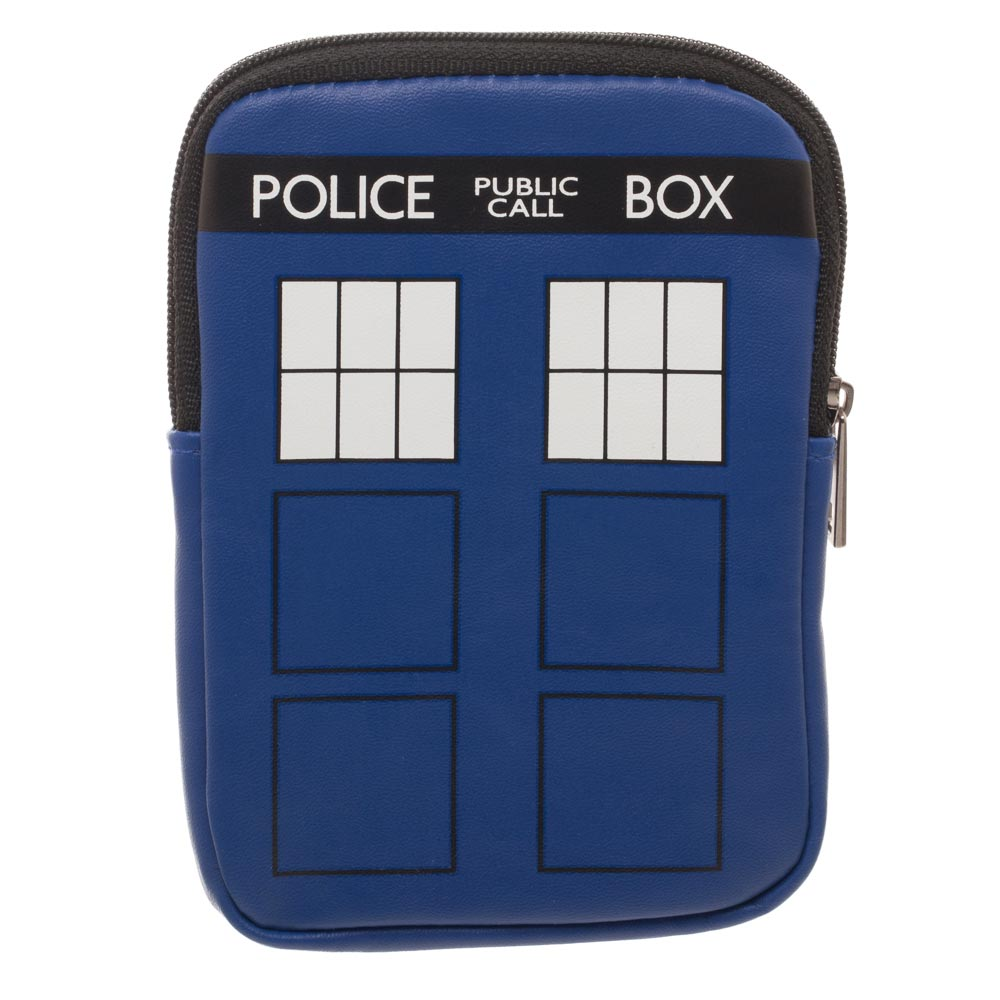 Doctor Who Tardis Ladies Coin Pouch