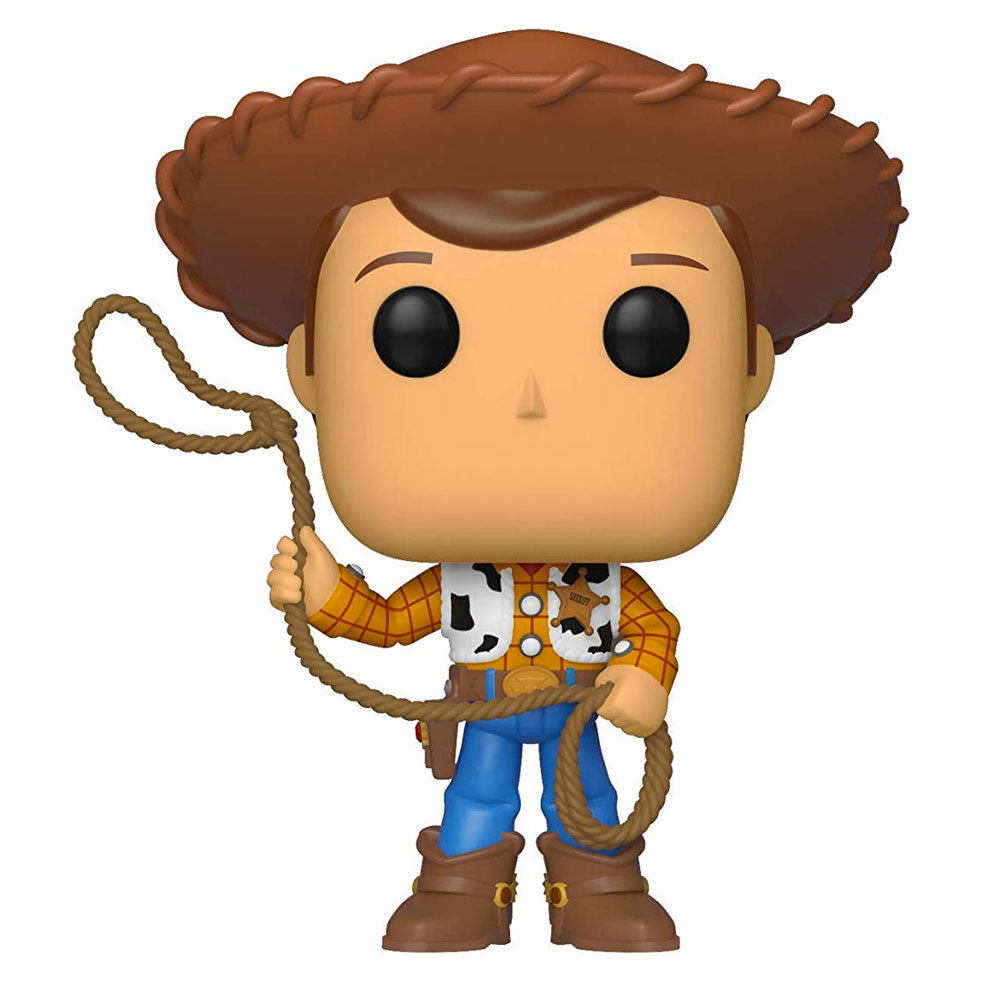 Toy Story 4 POP! Disney Vinyl Sheriff Woody 9 cm