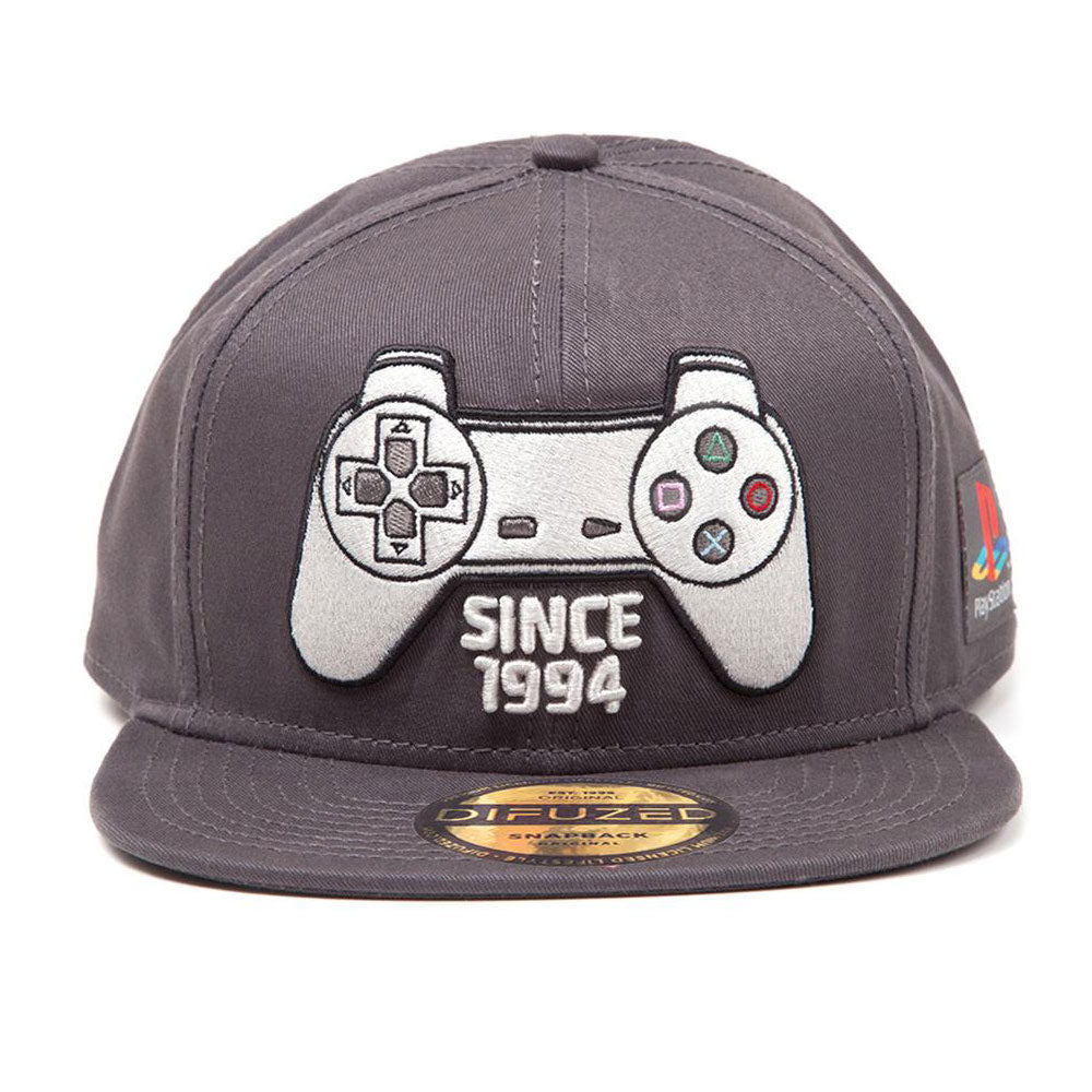 Playstation Controller Since 1994 Retro Snapback Cap