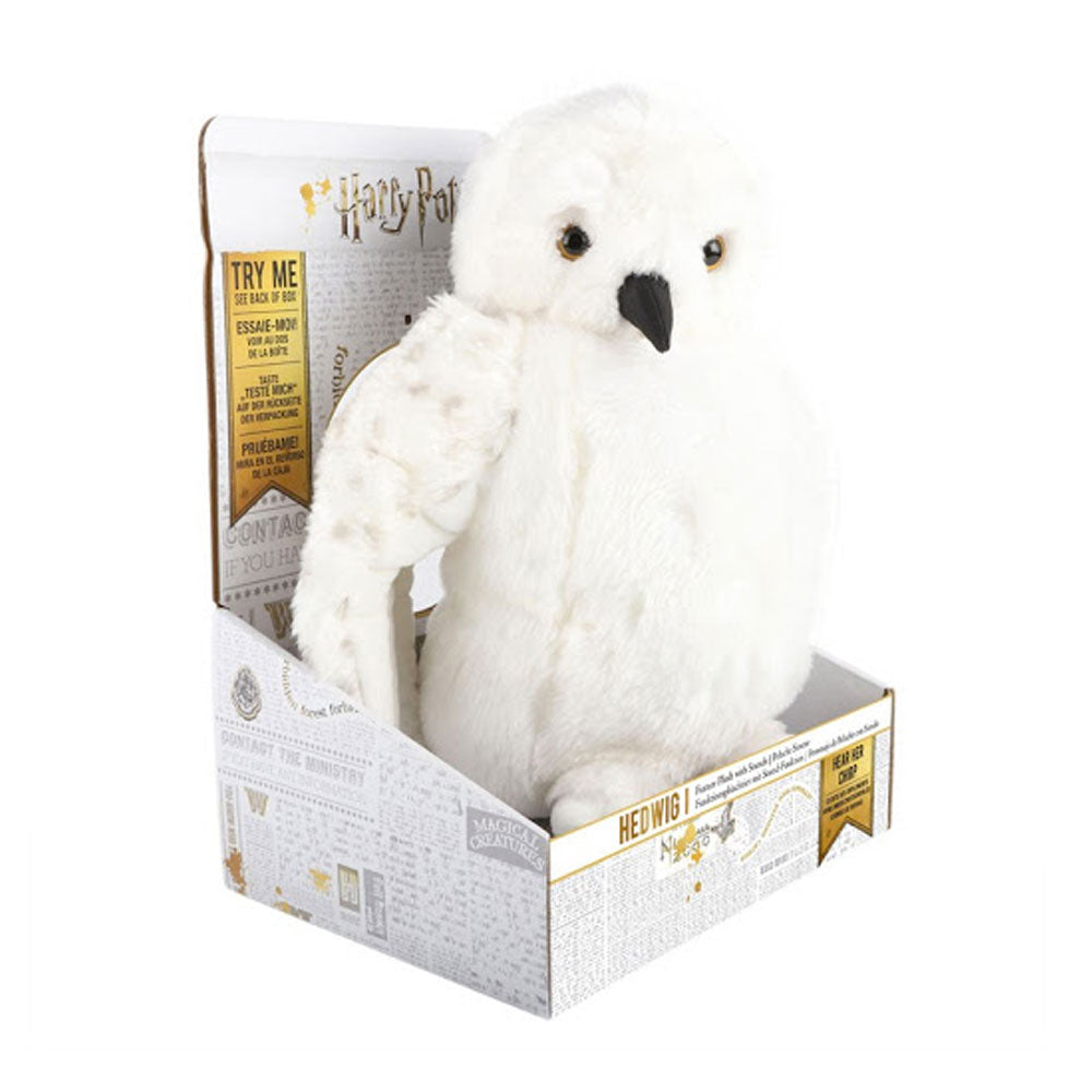 Harry Potter Hedwig Plush With Sound 30cm