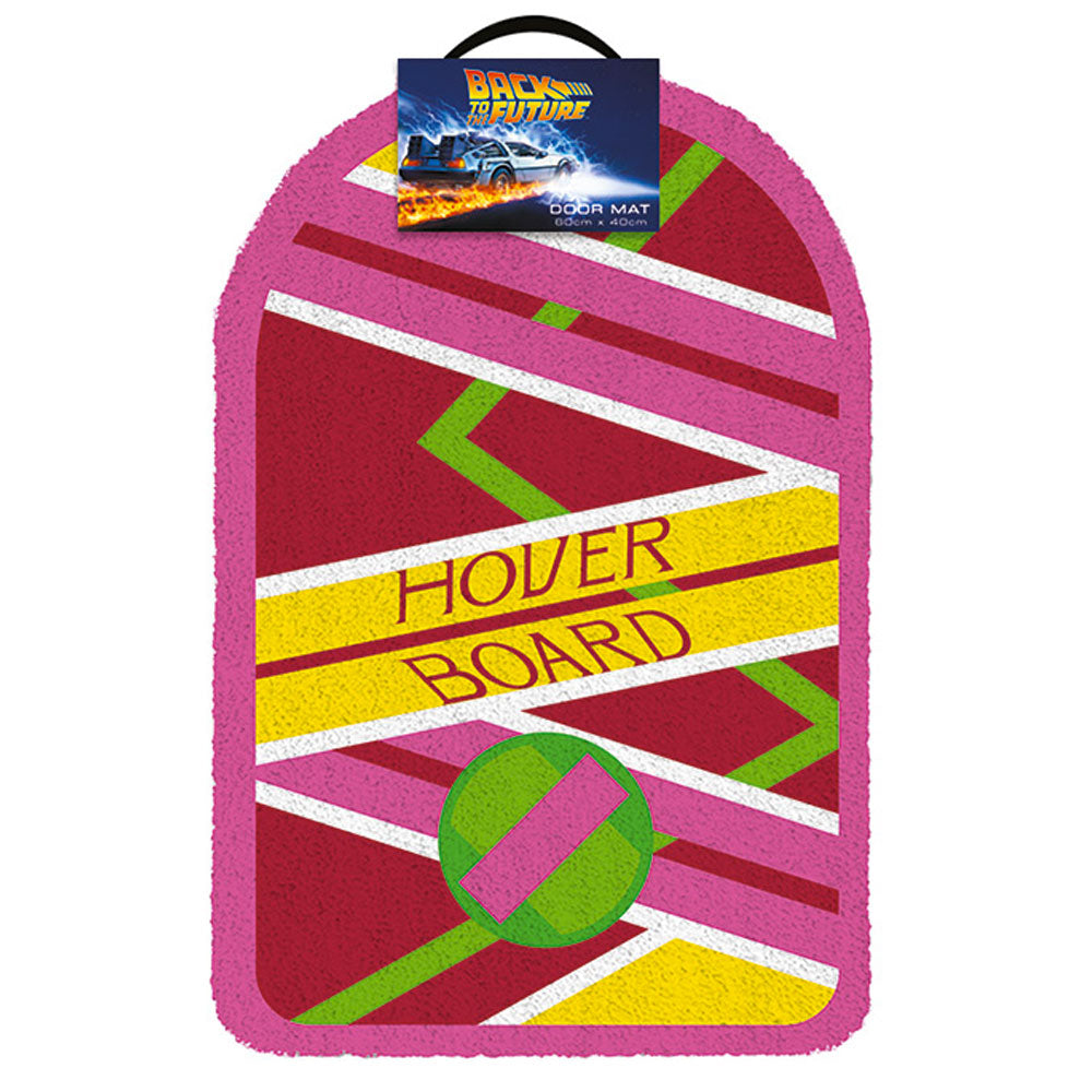 Back to the Future 2 Hoverboard Doormat