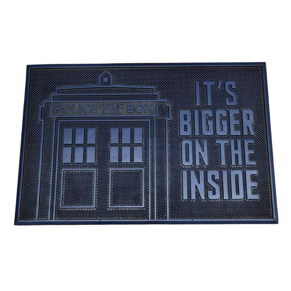 Doctor Who Doormat Tardis 40 x 60 cm