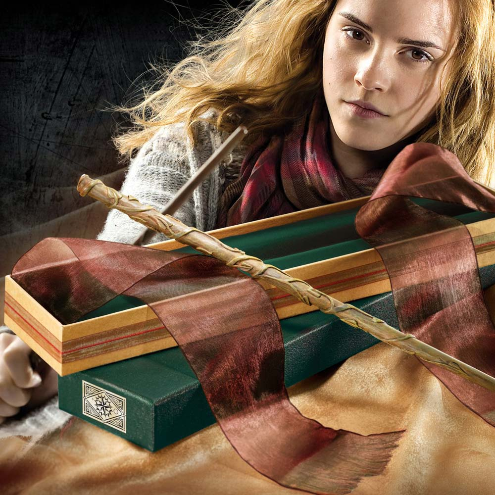 Harry Potter Hermione Wand in Ollivanders Box