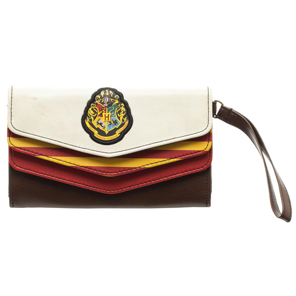 Harry Potter Hogwarts TriFold Purse