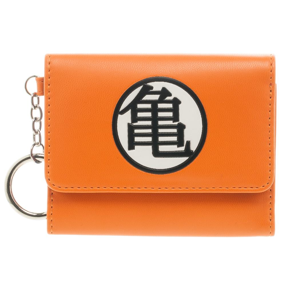 Dragon Ball Z Logo TriFold Purse
