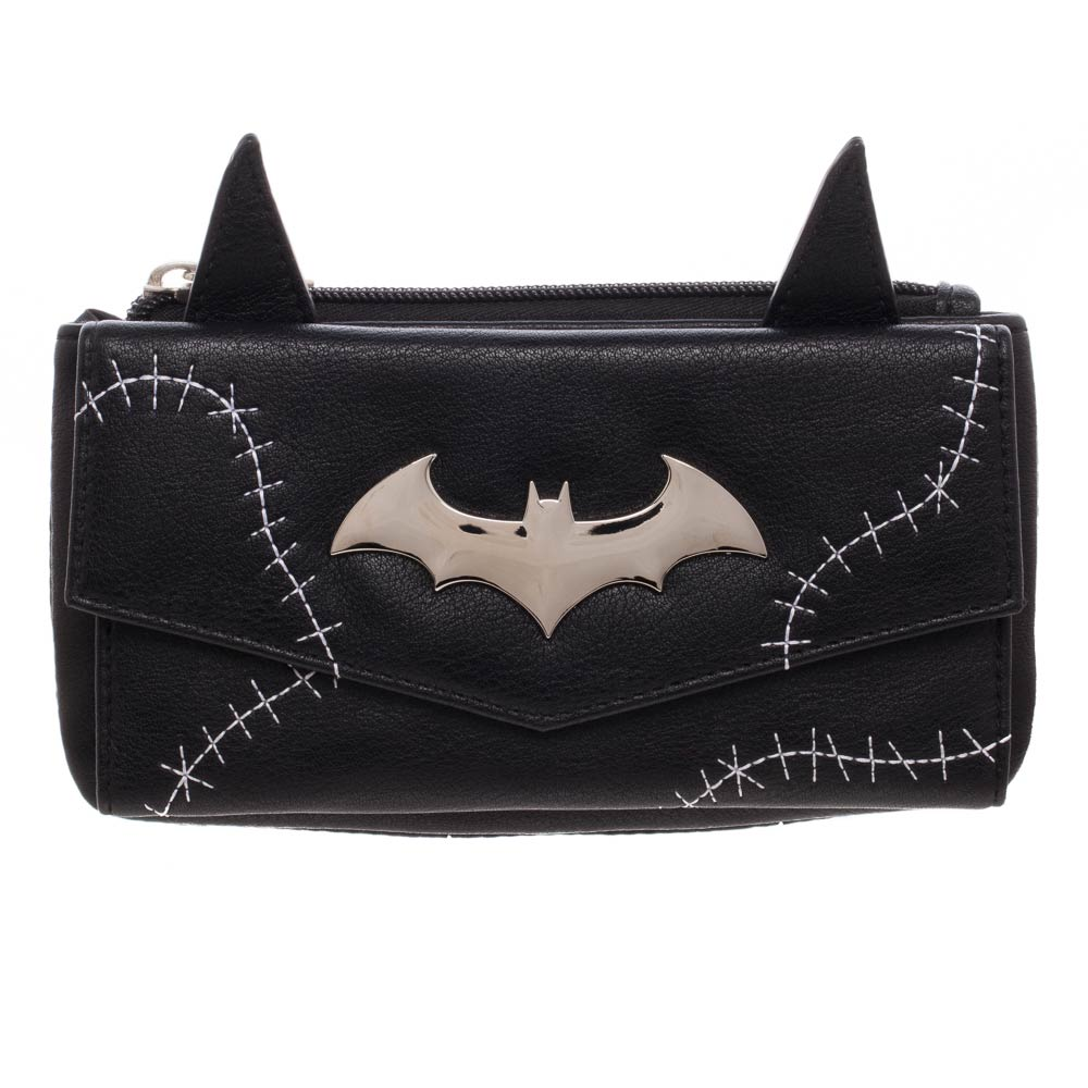 Catwoman Cosplay Womens Front Flap Purse