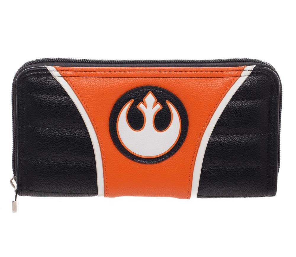 Star Wars Rebel Zip Purse