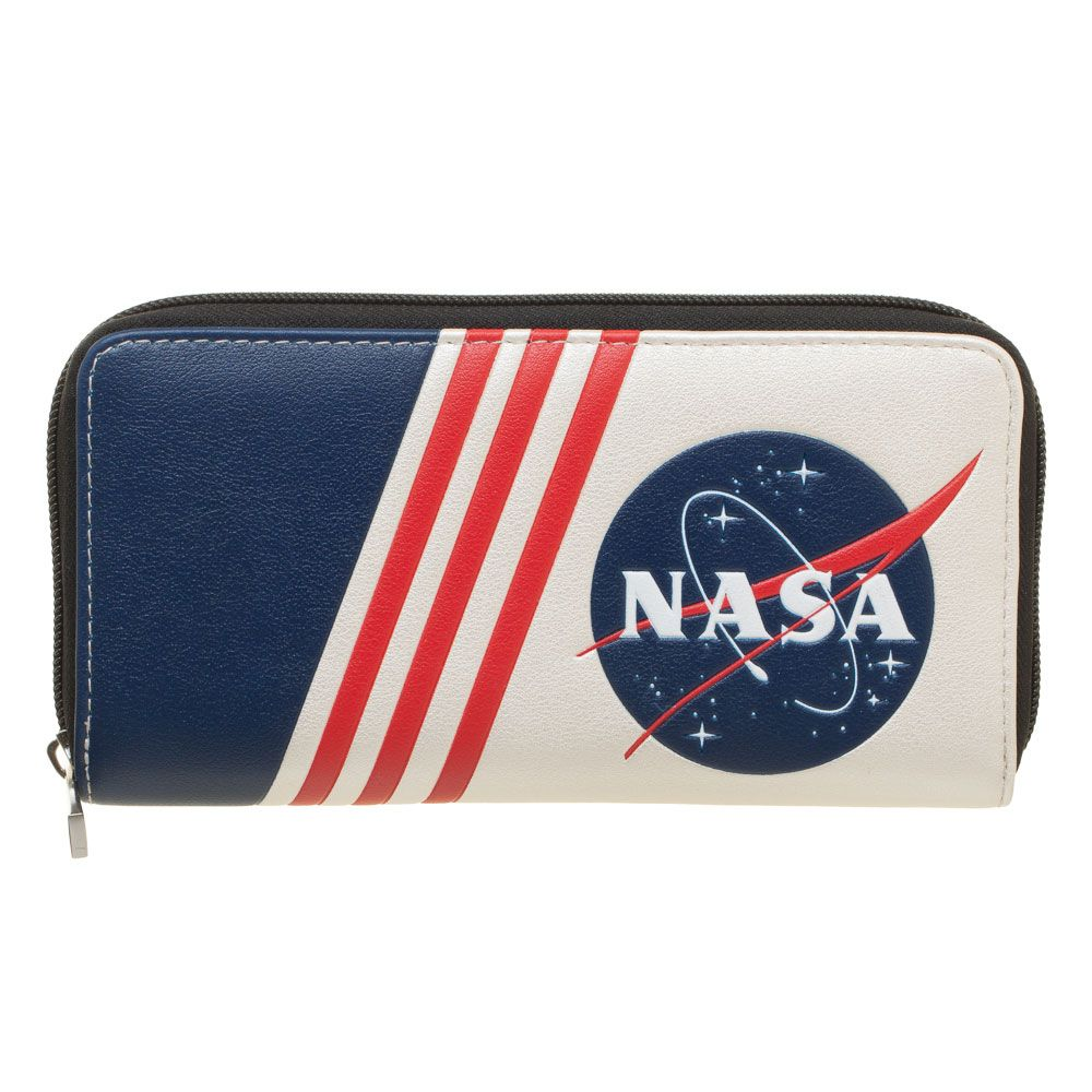NASA Zip Around Purse
