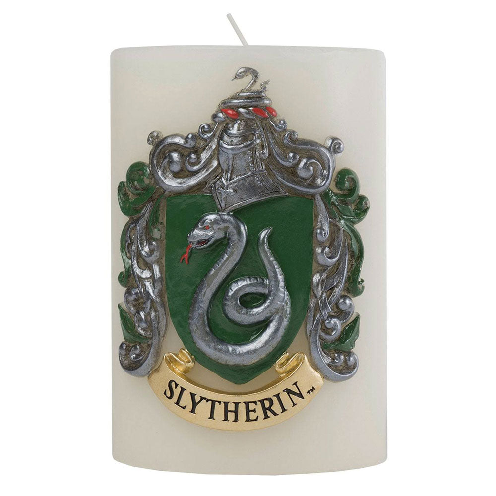 Harry Potter XL Candle Slytherin 15 x 10 cm
