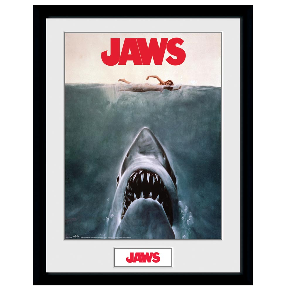 Jaws Classic Poster Collector Print