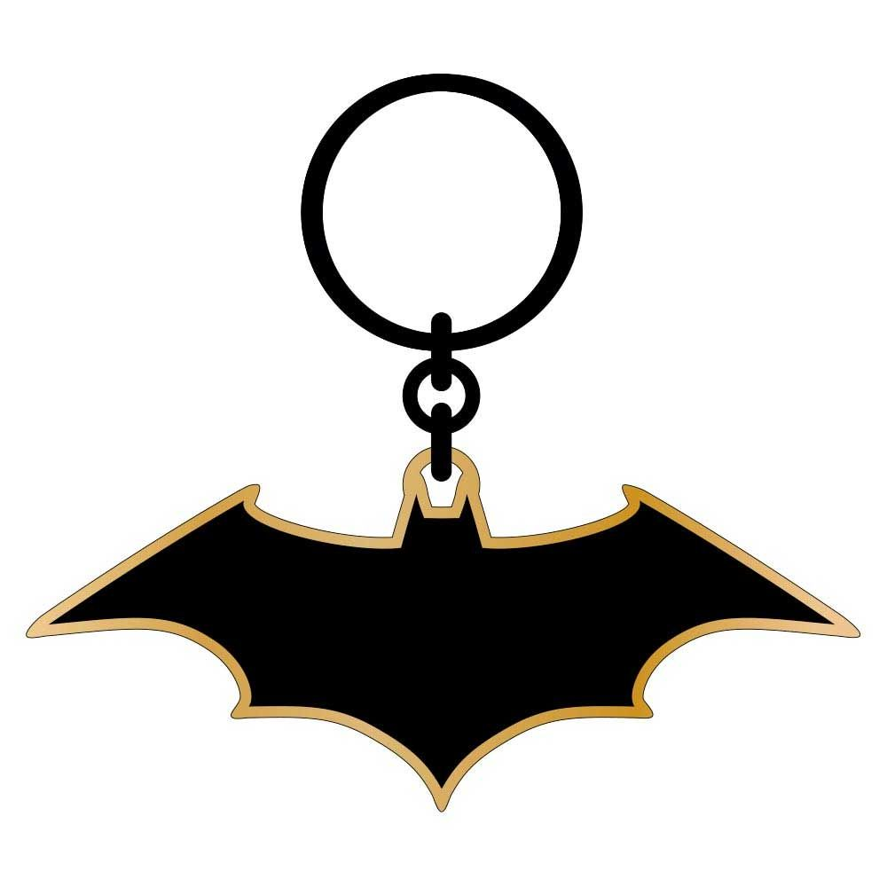 Batman Rebirth Logo Keychain