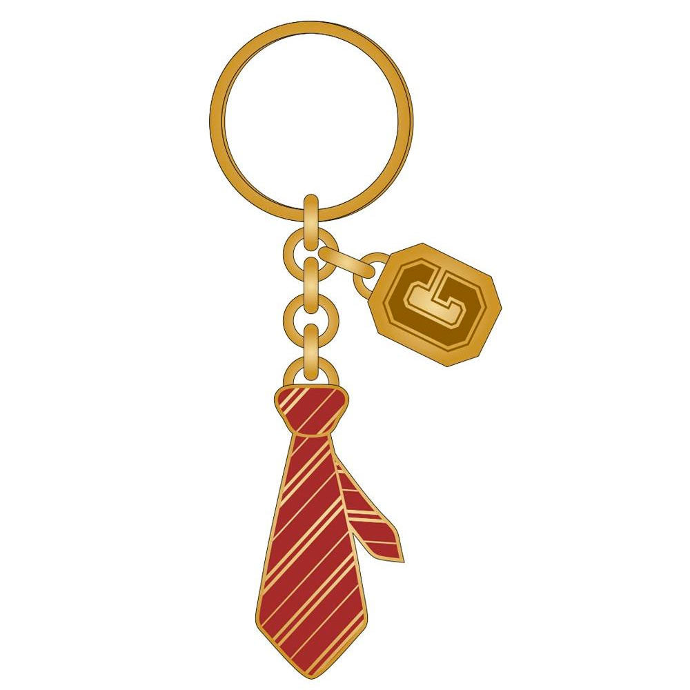 Harry Potter Gryffindor Uniform Keychain