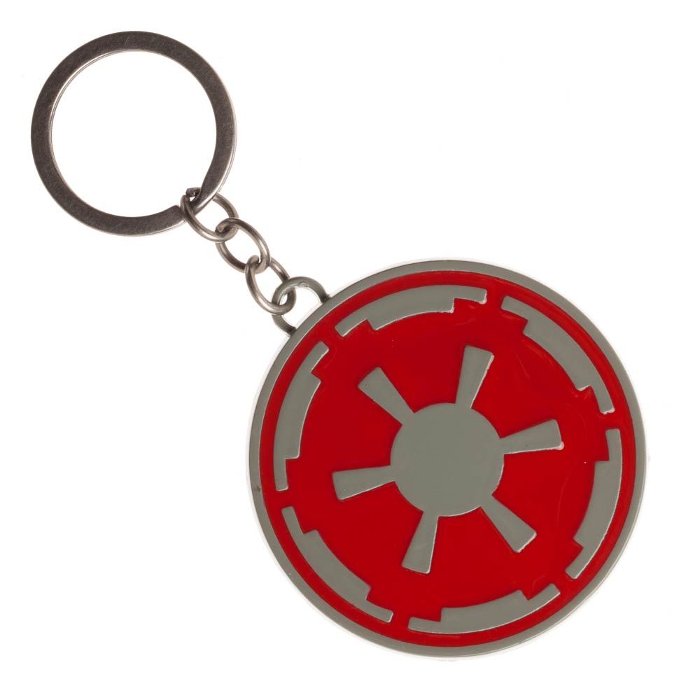 Star Wars AT-AT Attack Pilot Metal Keyring