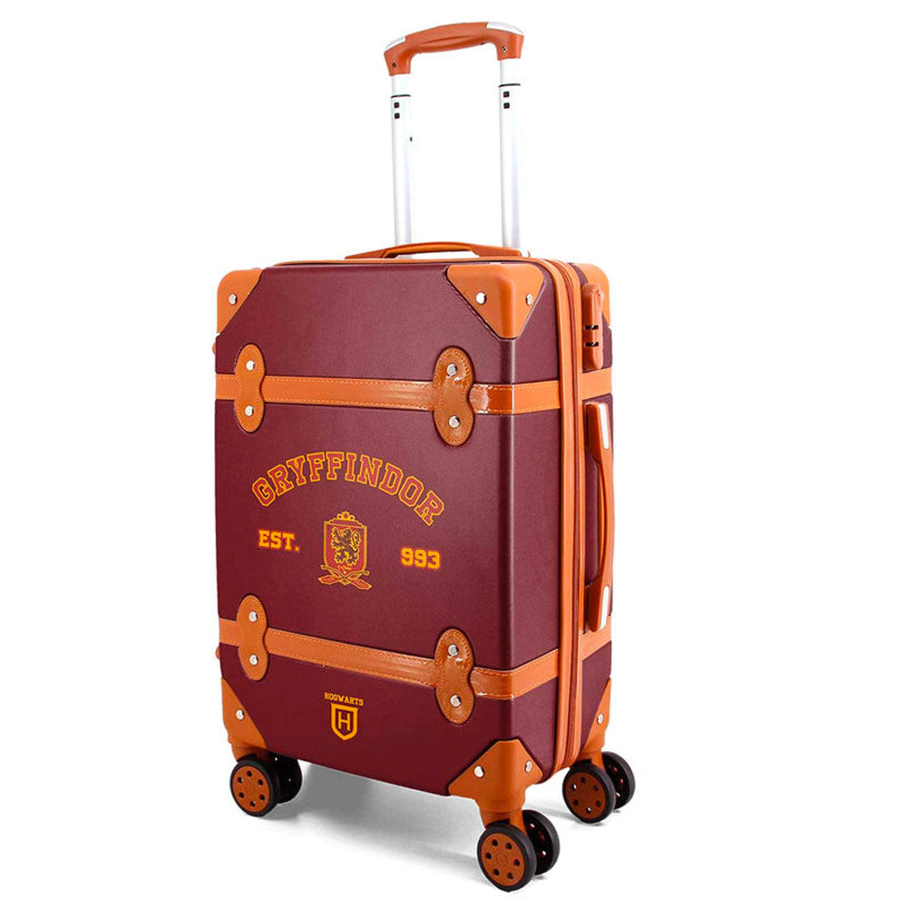 Harry Potter Gryffindor Suitcase Trolley