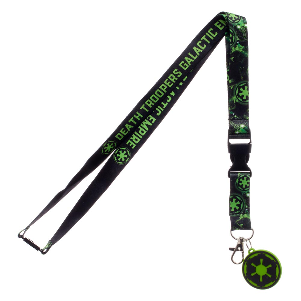 Star Wars Death Troopers Galactic Empire Lanyard